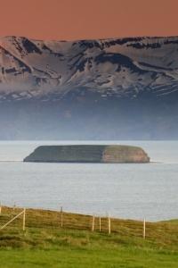 Tjornes. North Iceland