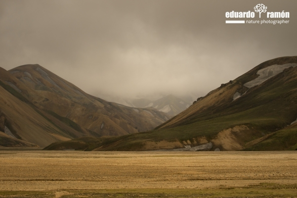 Landmannaleid. South Iceland