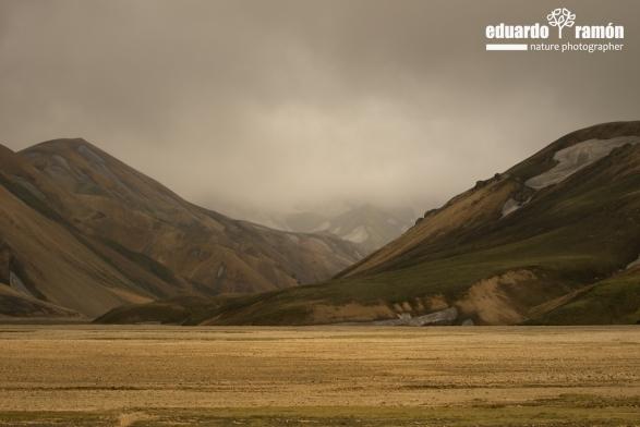 Landmannaleid. South Iceland